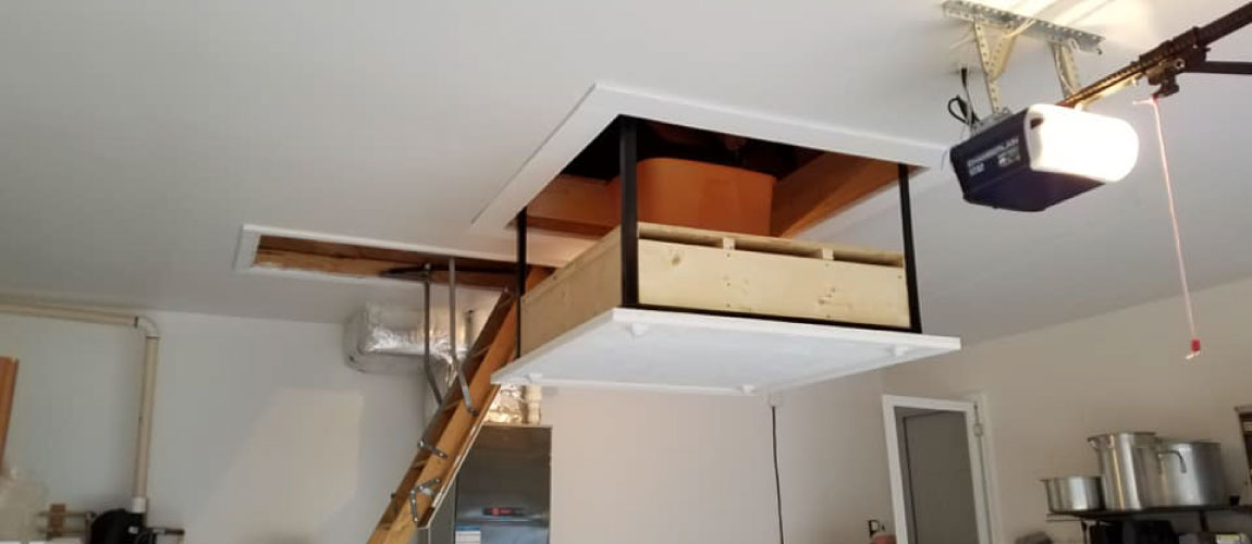 Install a Dumb Waiter in your Home