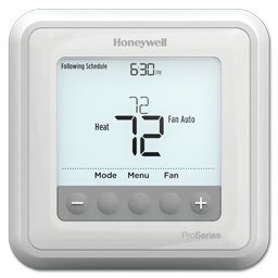 Honeywell Programmable Thermostat in Delaware